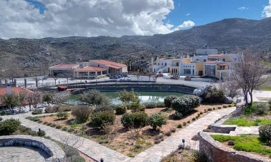 Delina Mountain Resort 2
