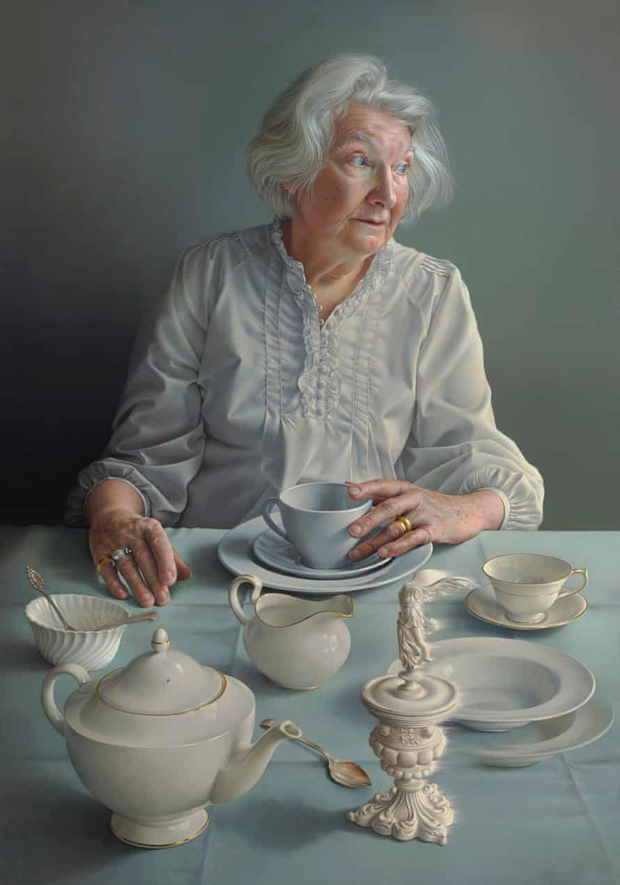 An Angel At My Table by Miriam Escofet.