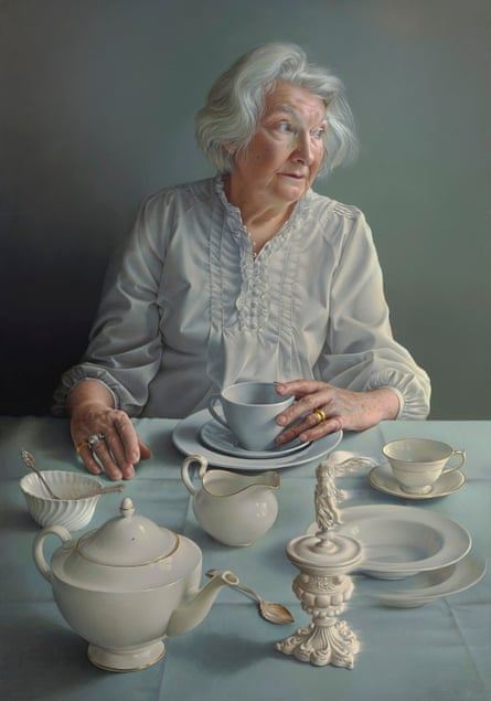 An Angel At My Table by Miriam Escofet, which won the BP Portrait Award 2018.