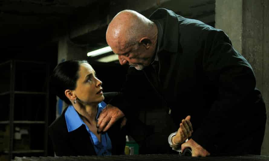 Jonathan Banks as Mike Ehrmantrautin in Breaking Bad.