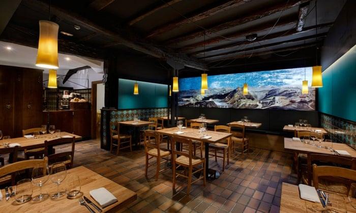 10 of the best restaurants and bars in San Sebastián – chosen by Wooden Door Bistro And Bar Menu on