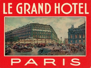 grand-hotel-paris2e Grand Hotel Paris: This famous hotel was inaugurated on 5 April 1862 by Empress Eugenie, wife of Napoleon III. A Paris landmark and loved by royalty and celebs, this is one of Europe's poshest hotels and offers views of the Palais Garnier opera house. Over the years, it has hosted kings, queens, and numerous stars of stage and screen.