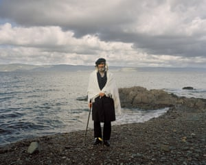 Untitled, Lesbos in Greece. From the Mermaid Madonna series by Eirini Vourloumis