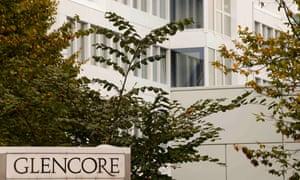 Glencore HQ