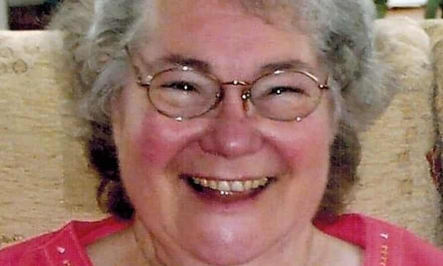 Sheila Webster's sense of humour made her a popular teacher