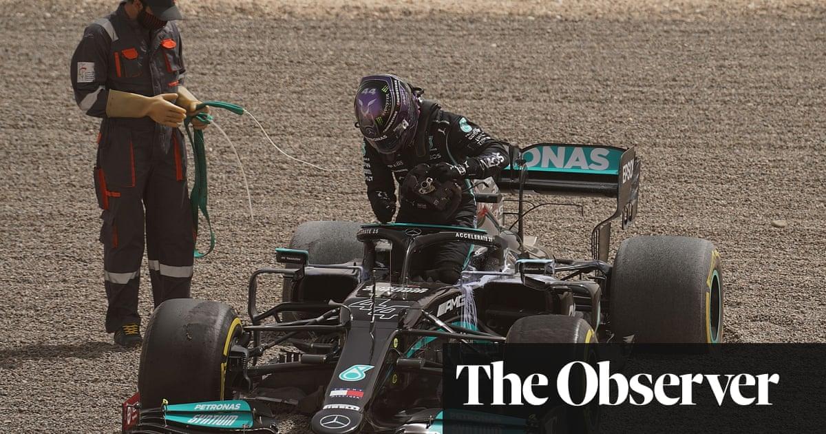 Lewis Hamilton admits Mercedes struggles during pre-season testing