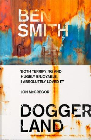Doggerland by Ben Smith