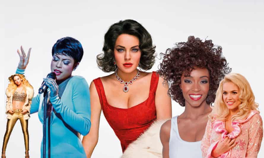 Natasha Bassett as Britney Spears, Lex Scott Davis as Toni Braxton, Lindsay Lohan as Elizabeth Taylor, Yaya DaCosta as Whitney Houston and Agnes Bruckner as Anna Nicole Smith