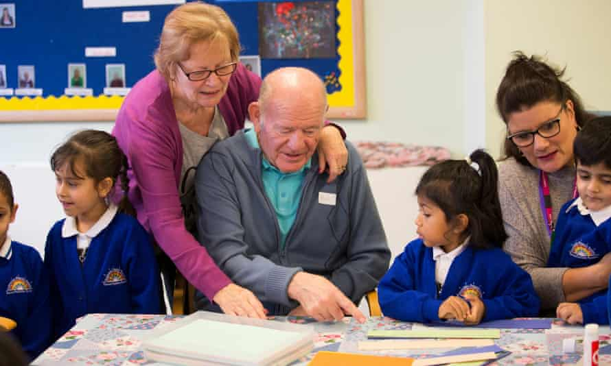 Primary school in Ilford that is to hosting an elderly day care centre