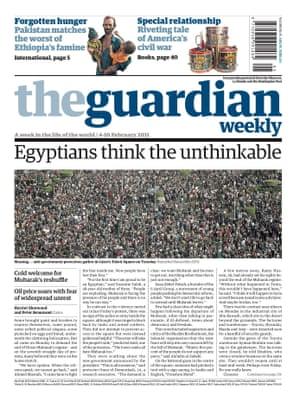 Guardian Weekly 4 February 2011