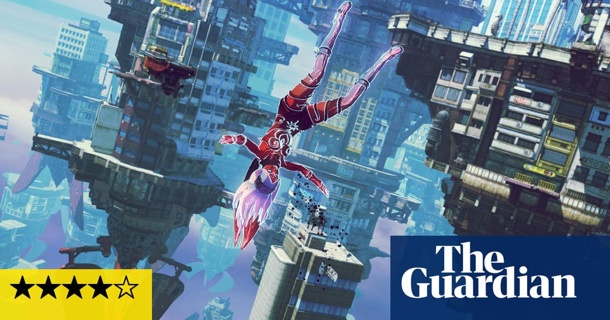 Gravity Rush 2 review: boundless fun if you ignore the storyline