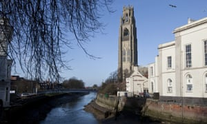 St Botolph's in Boston, Lincolnshire