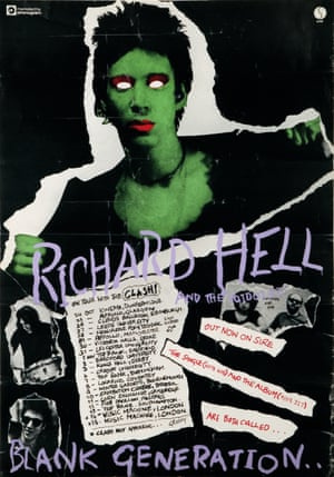 Richard Hell Live