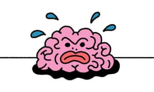 Brain fade ... when a politician reveals him/herself to be a complete idiot. Illustration: Leon Edler
