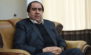 Keramuudin Karim, the president of the Afghanistan Football Federation, has been barred from leaving the country while the claims are investigated.