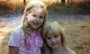 Leia Carrico, left, and Caroline Carrico, missing since Friday afternoon were found Sunday morning.