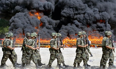 Mexico maelstrom: how the drug violence got so bad | World news