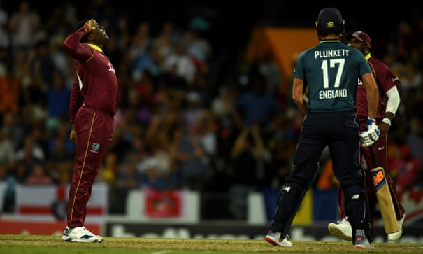 West Indies' Sheldon Cottrell gets five wickets as England lose