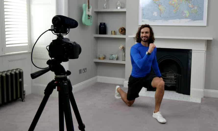 Joe Wicks.
