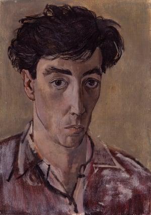 Self-Portrait, c.1953 by John Minton.