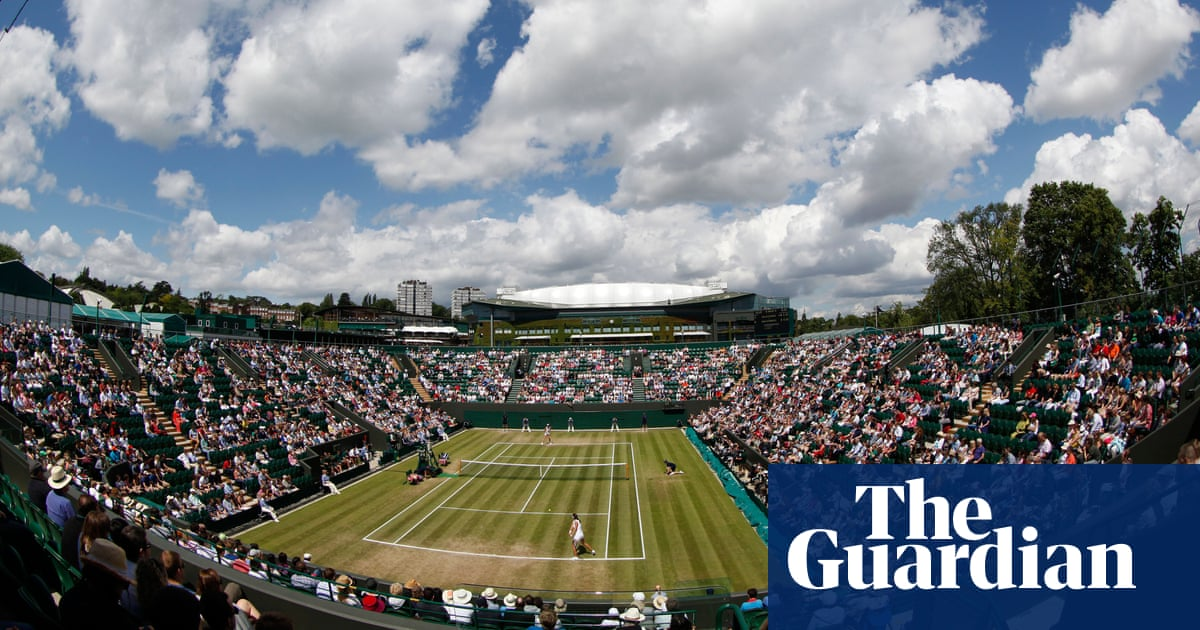 Wimbledon changing of the guard a chance to speed up diversity drive