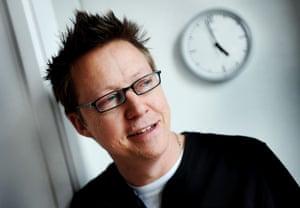 Simon Mayo, presenter of BBC Radio 2's Simon Mayo Drivetime and 5 Live's Kermode and Mayo's Film Review.