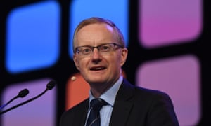 Governor of the Reserve Bank of Australia, Philip Lowe,