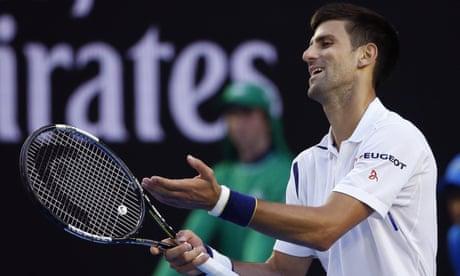 Djokovic - Australia '16 - The Guardian