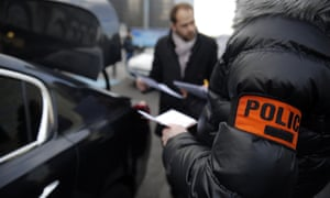 Top Uber executives on trial in France over 'illegal taxi