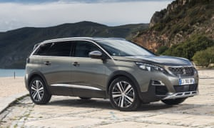 Peugeot 5008 review: 'Ambitious, sophisticated and good looking…