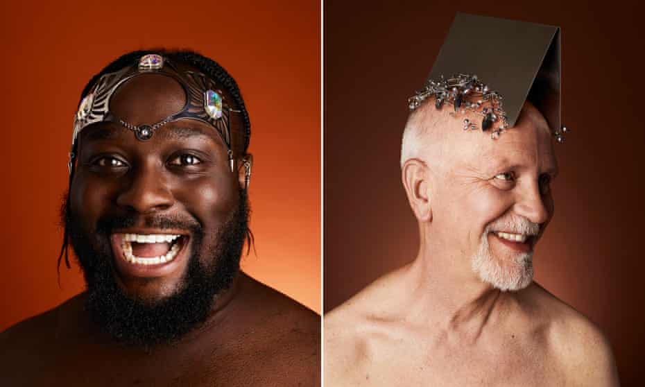 Portraits from Baldpieces.