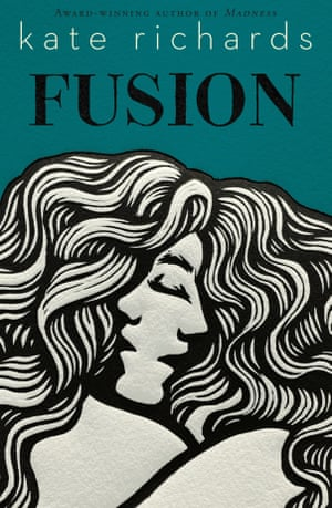 Cover image for Fusion, an novel by Kate Richards