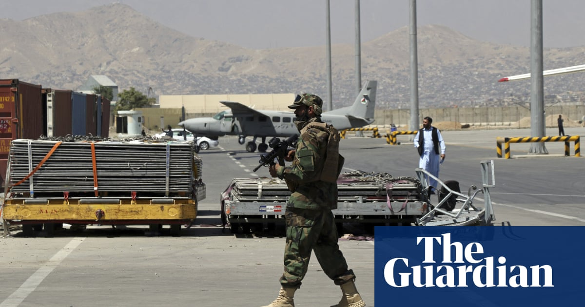 Taliban to allow 200 foreigners to leave on charter flights