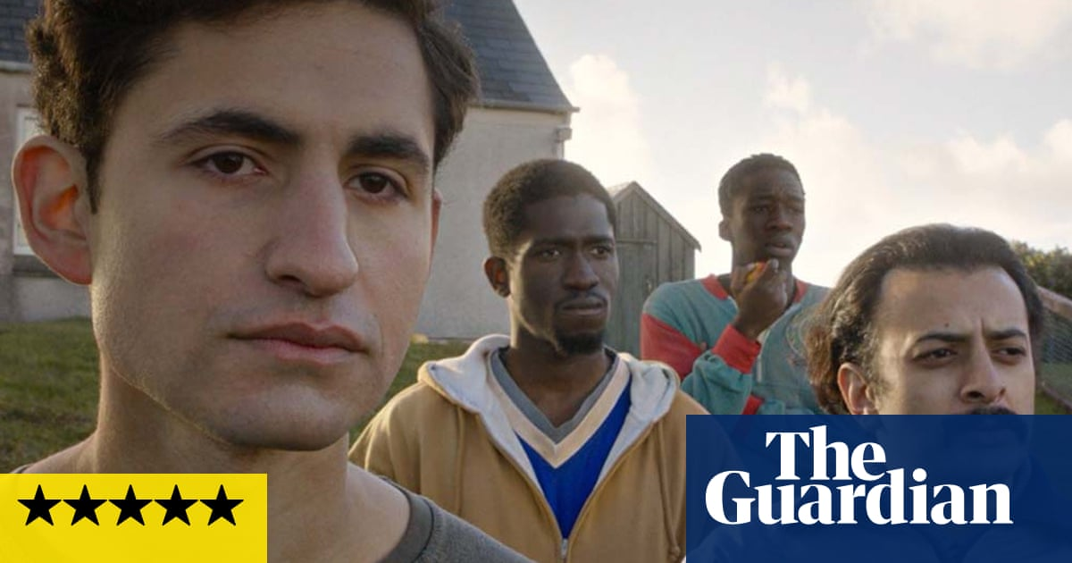 Limbo review –heart-rending portrait of refugees stranded in Scotland