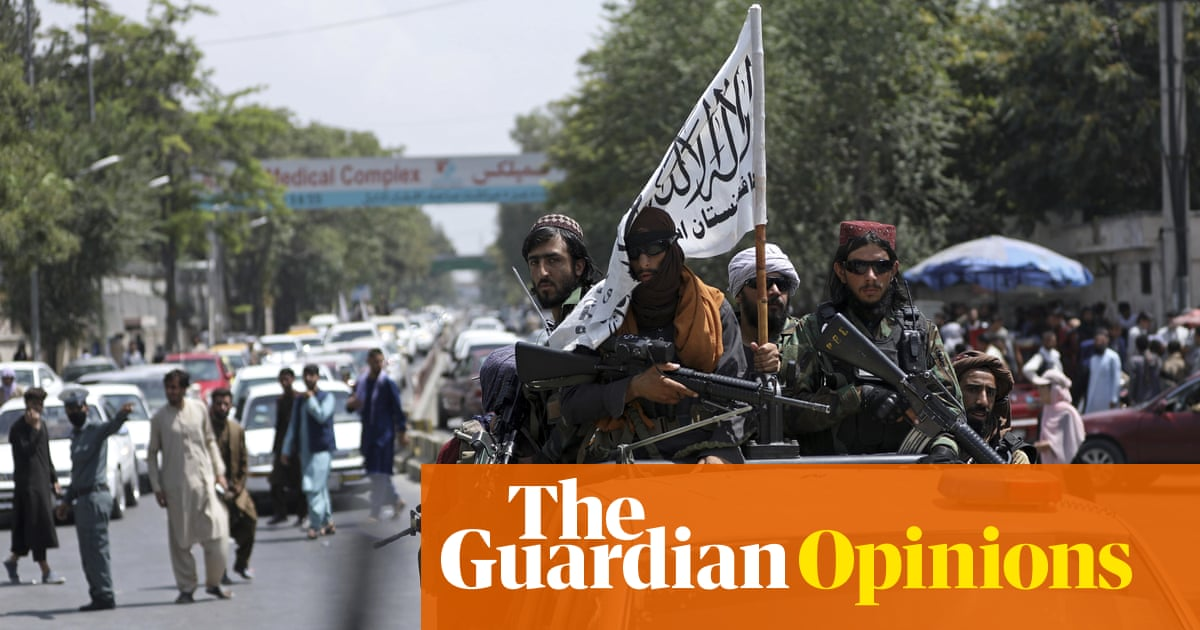 I was in Kabul when it fell to the Taliban. The speed of the collapse stunned me
