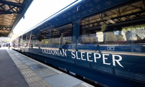 The Caledonia Sleeper had the highest passenger complaint rate last summer.