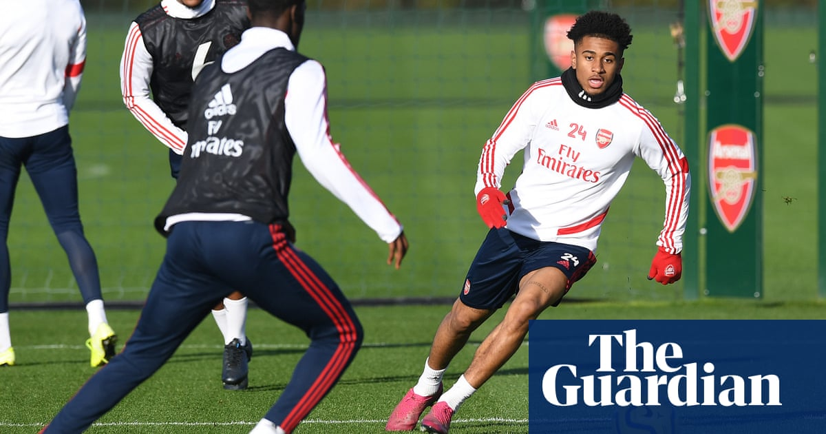 Mikel Arteta says Reiss Nelson no longer 'confused' and can shine at Arsenal