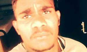 Kumanjayi Walker
