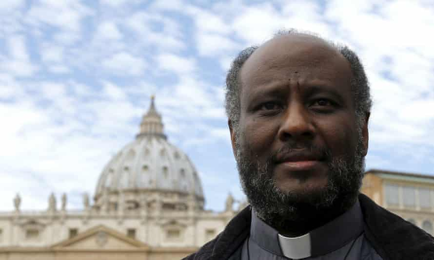 The Eritrean priest Mussie Zerai