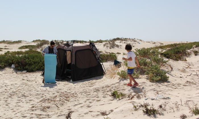 Wildest dreams: a family camping trip in Oman | Travel | The
