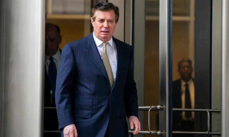 Paul Manafort has been in jail since June last year after being caught witness tampering while out on bail.