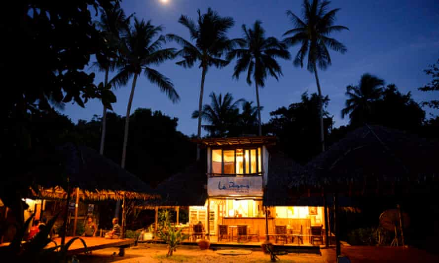 Libong Relax Beach Resort, Koh Libong, Thailand.