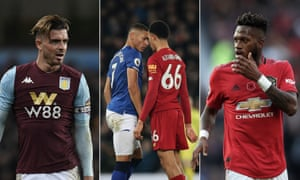 Jack Grealish will hope to impress Gareth Southgate, Trent Alexander-Arnold could need a rest and Fred will face Fernandinho in the Manchester derby.