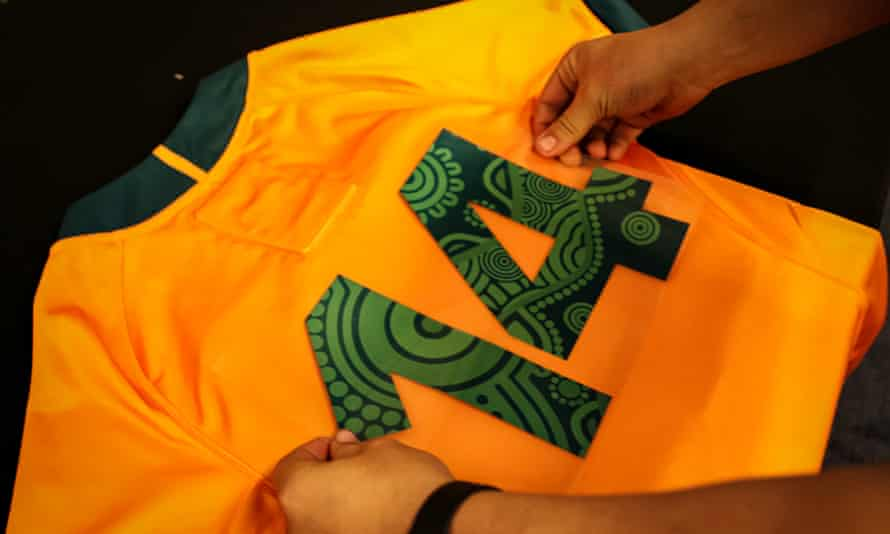 Australia First Nations design being incorporated into Wallabies gold jersey