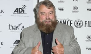 No need to shout about it: Brian Blessed (OBE)