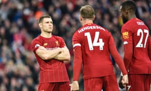 After Liverpool's 100% start to the domestic season, the team have their eyes firmly on the Premier League prize.