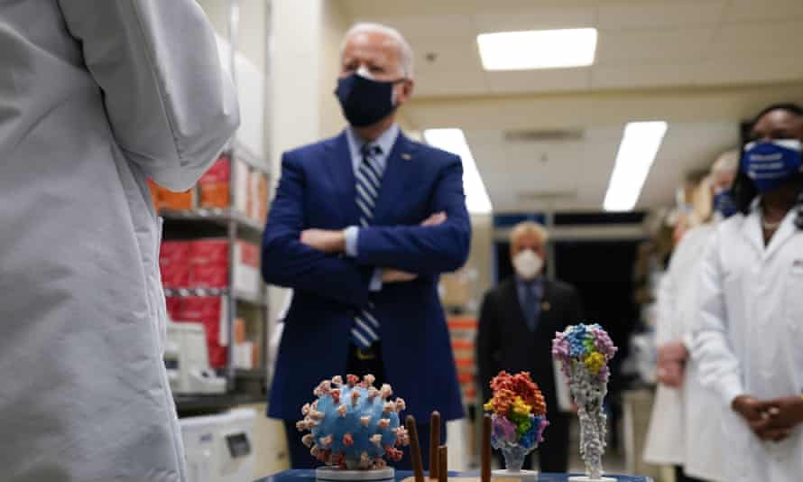 'Biden ordered the latest investigation partly because of widespread dissatisfaction with one set up by the World Health Organization (WHO).'