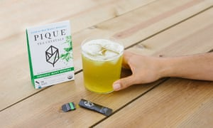 Pique Tea aims to provide convenience and health benefits.