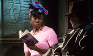 Vivienne Acheampong in City of Glass.