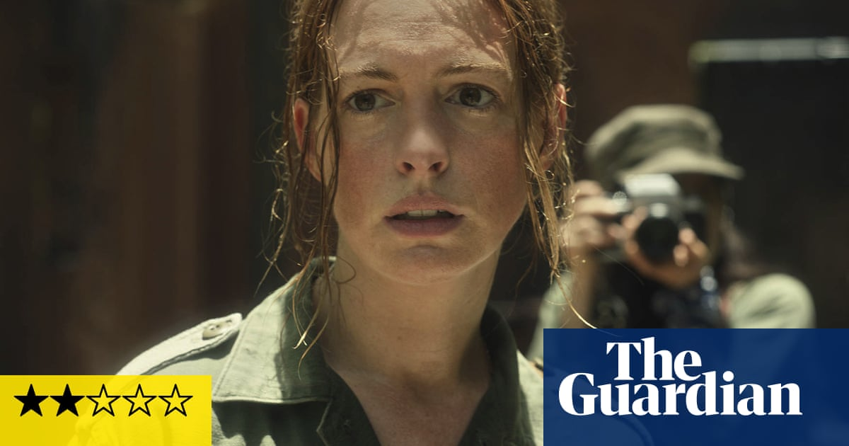The Last Thing He Wanted Review Misfiring Anne Hathaway Thriller